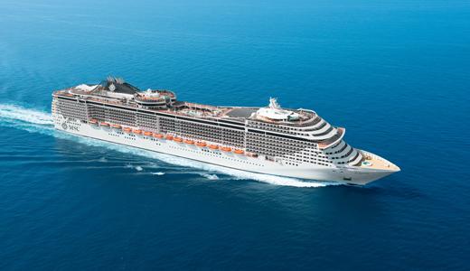MSC Cruises: geen stops Turkse havens