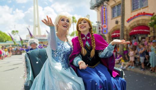 Kleurplaten Zomer Frozen.Een Frozen Zomer In Disneyland Paris Travmagazine