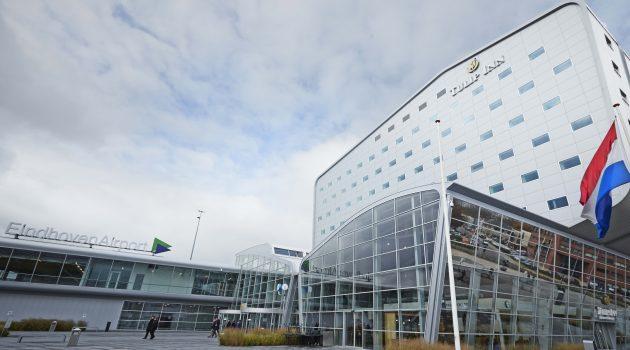 Passagiersgroei Eindhoven Airport in 2015