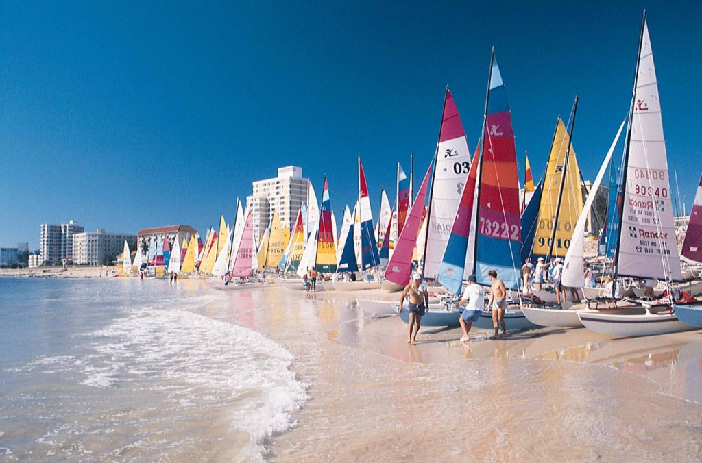 Hobie Beach, Port Elizabeth, Eastern Cape