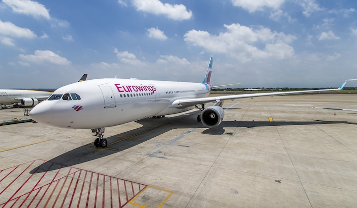 Lufthansa investeert miljard in Eurowings
