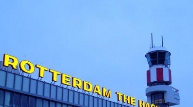 Luchthaven Rotterdam mag terminal niet uitbreiden