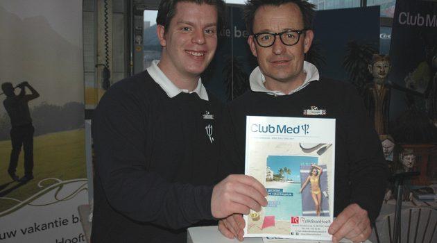 Olivier Hannaert (Club Med) naar Zuid-Afrika