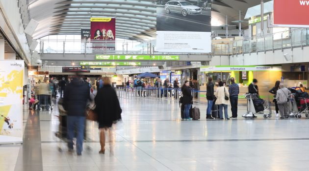 Dortmund airport: bescheiden groei
