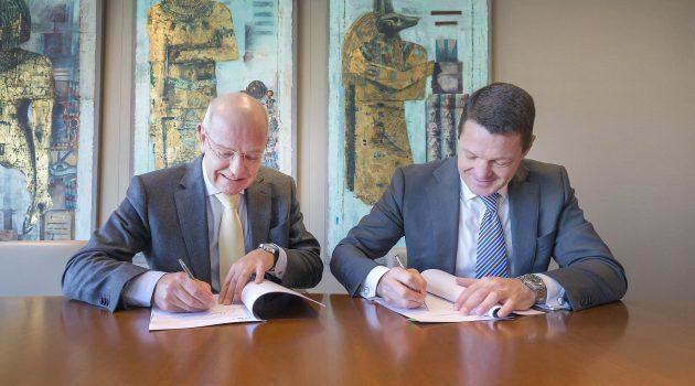 ABN Amro partner KLM Corporate BioFuel