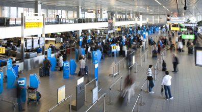 Meer passagiers voor Nederlandse vliegvelden