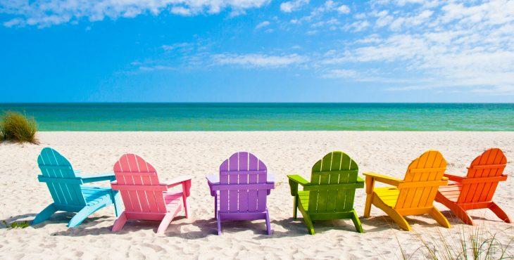 'Florida is ook in de winter hot'