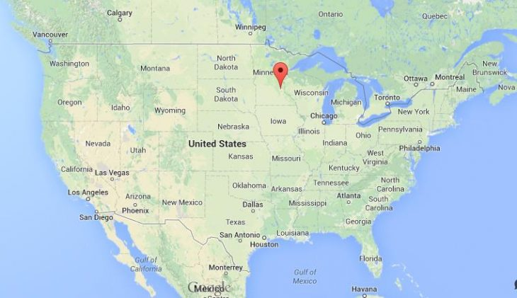 where-is-minneapolis-on-map-of-usa