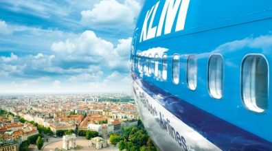Meer passagiers voor KLM Groep
