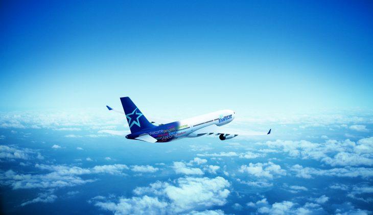Air Transat: voordeel tijdens Ticket Sale