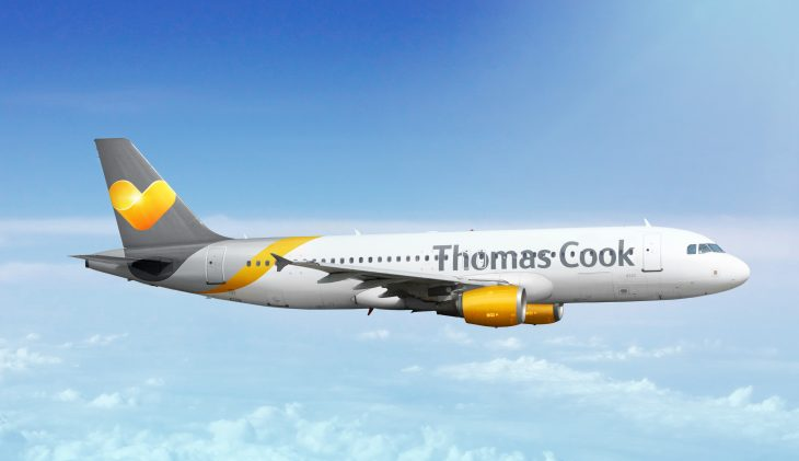 Brussels Airlines: overname Thomas Cook Airlines België
