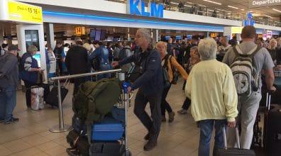Video: de drukste week op Schiphol begint