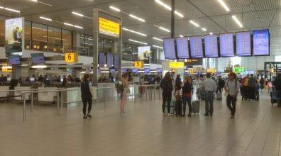 Video: hoe was de drukste week op Schiphol?