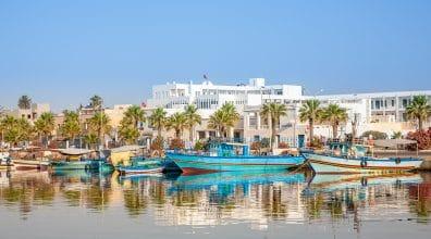 Corendon naar Tunesië