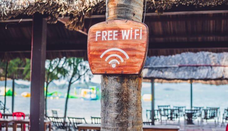 Wifi op vakantie