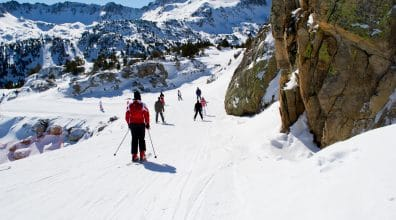 Andorra wintersport TUI