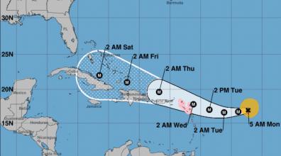 Update Irma: 'drastische maatregelen Sint Maarten'