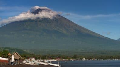 TUI vulkaan Bali