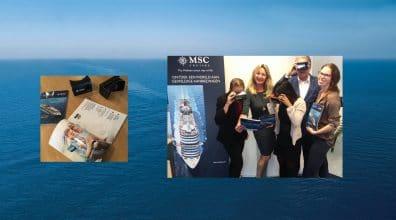 MSC 360 virtual reality