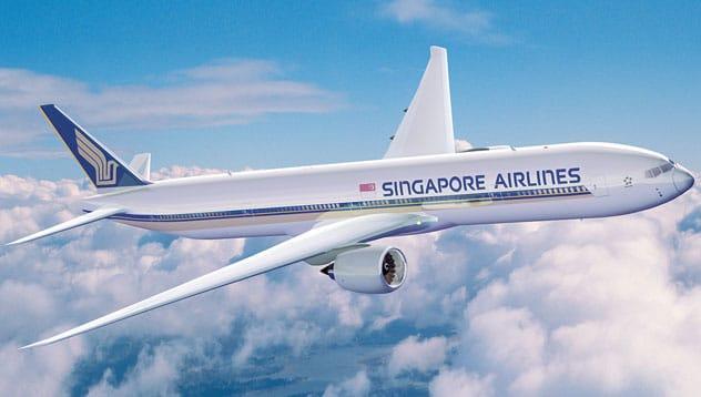 Nieuwe tariefstructuur Singapore Airlines