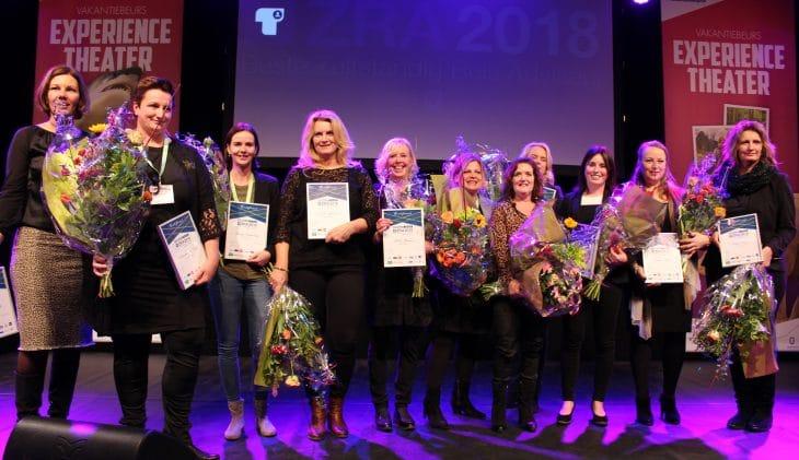ZRA winnaars 2018
