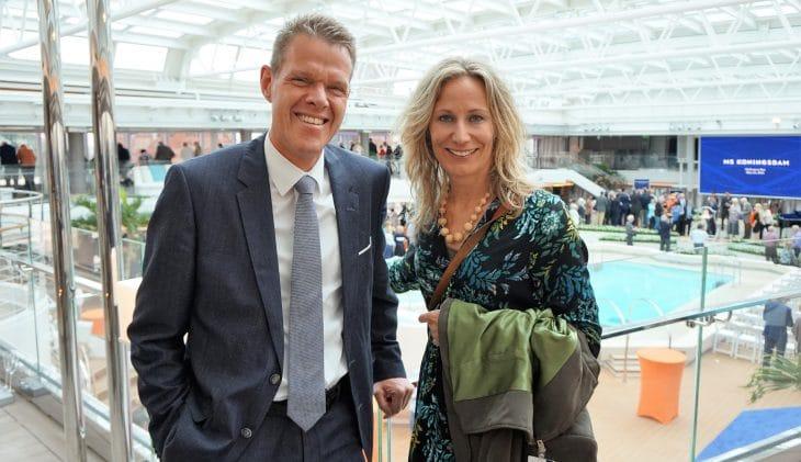 Marcel Veenhuizen (ex-Zeetours) naar HAL