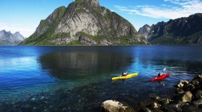 Maak kennis met Noorwegen