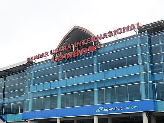 'Airports Bali en Lombok gewoon open'