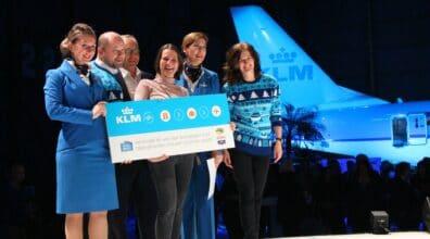 KLM feest