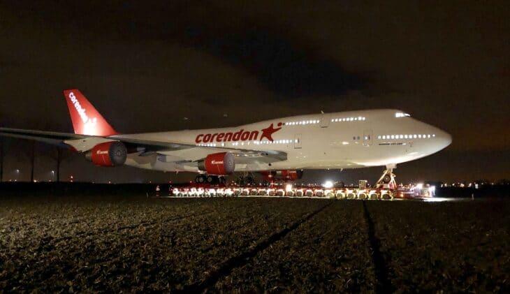 Project 747 Corendon