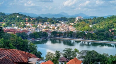 Sri Lanka (Shutterstock)