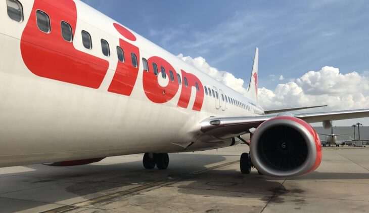 Lion Air (Vinai chunkhajorn / Shutterstock.com)