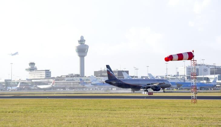 Panoramaterras Schiphol weer bereikbaar