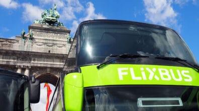 FlixBus (Bron beeldbank Flixbus.nl)
