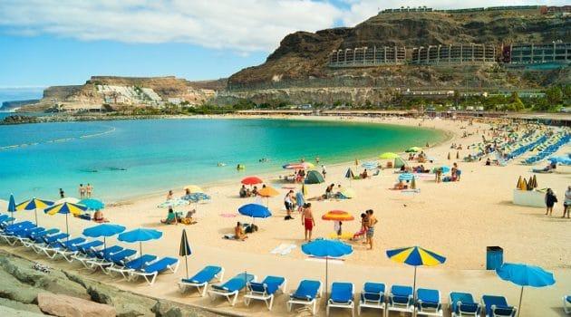 Canarische eilanden en de Balearen gaan naar geel