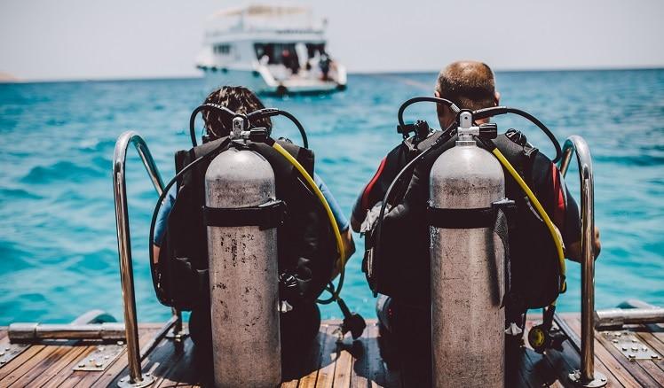 Klanten gaan in zee met failliete duikreisspecialist